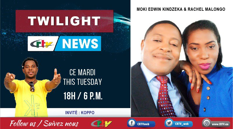 TWILIGHT sur CRTV News