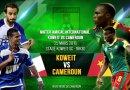 Match Cameroun-Koweït: Armand Édouard Thierry Sene, nouveau préparateur physique des lions