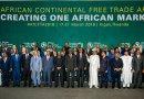 Union Africaine : Bientôt la Zone de libre- échange continentale