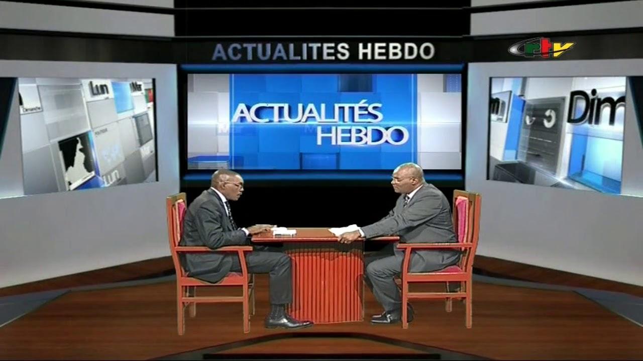 Actualité HEBDO – 22 Avril 2018