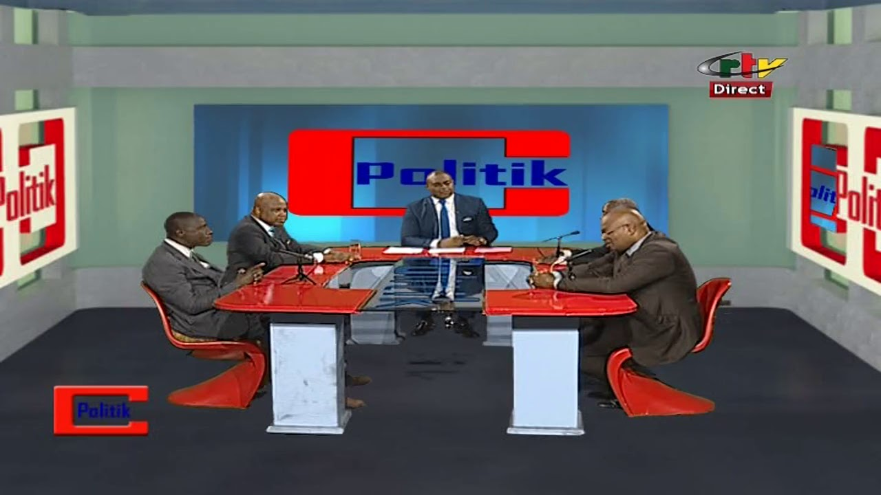 C'Politik – 25 Avril 2018