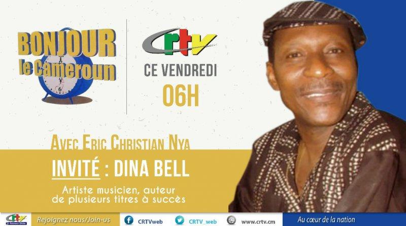 BONJOUR LE CAMEROUN AVEC DINA BELL