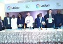 Football: LFPC partners with Spanish La Liga