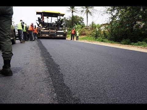 Bamenda-Mamfe / Ekok-Enugu, Route de   l'intégration – 21 Juin 2018