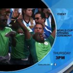 PROMO WORLD CUP OPENING CEREMONY
