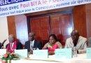 Présidentielle 2018: 20 partis politiques soutiennent Paul Biya