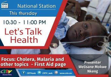 Let's talk health