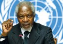 Former UN secretary General, Kofi Annan dies at 80