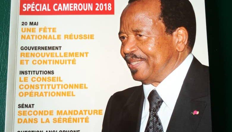 jeune afrique conomie 244 pages sur l histoire du cameroun. Black Bedroom Furniture Sets. Home Design Ideas