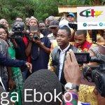 2018 Presidential Election: Cabral Libii storms Nanga Eboko