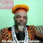 Afo-Akom: « L'unité nationale doit être renforcée »