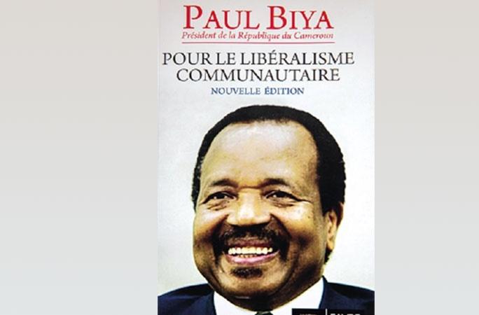 Ouvrage de Paul Biya