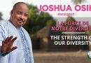 Présidentielle 2018: la chaleur de Monatele réconforte Joshua Osih.