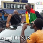 2018 Presidential Election: Cabral Libii welcomed in Kribi, ocean division
