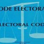 Présidentielle 2018: ce que prévoit la loi en matière d'annulation d'une élection