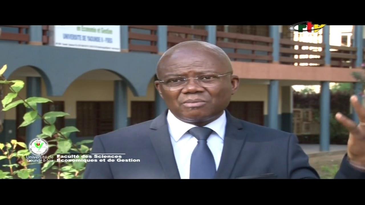 Magazine: Universite Yaounde II, Faculté des Sciences Economiques et de Gestion – 18 Octobre 2018