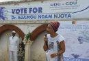 Foumban: Hermine Patricia Tomaino invite à voter pour son époux