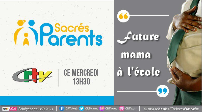 SACRES PARENTS: FUTURE MAMA A L'ECOLE