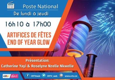 Artifices de fêtes /End of year glow