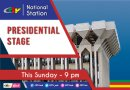 Presidential Stage – 19th October 2019