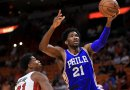 Basketball: Cameroon's international Joel Embiid receives national reverence