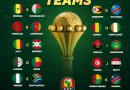 2019 AFCON : The twenty-four teams on the starting bloc
