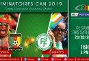 Éliminatoires CAN 2019 : Cameroun-comores s'annonce difficile