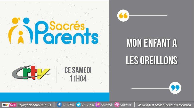 SACRES PARENTS: MES ENFANTS ONT LES OREILLONS