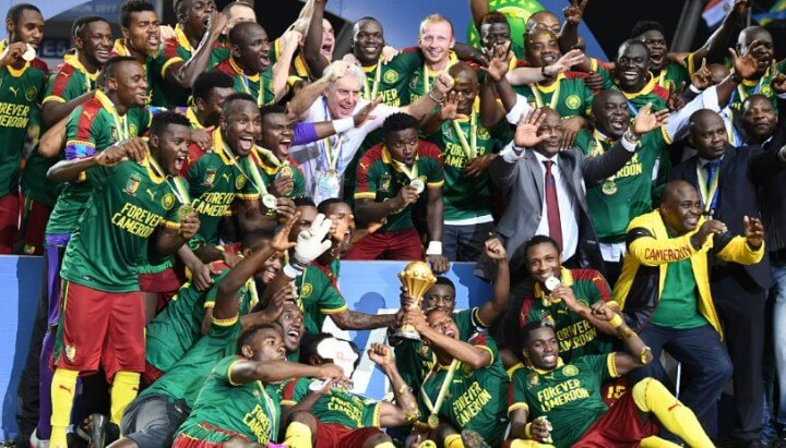 Image result for cameroon afcon 2019