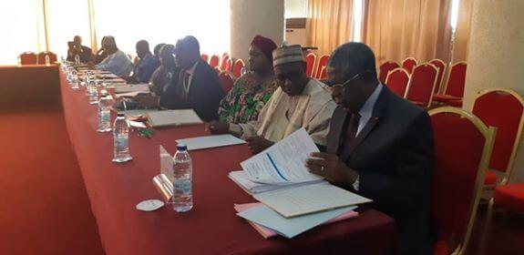 NCPBM Yaounde colloquium