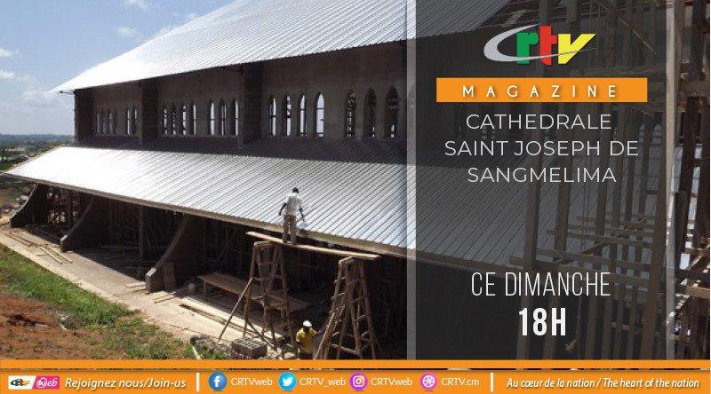 LA CATHEDRALE SAINT-JOSEPH DE SANGMELIMA