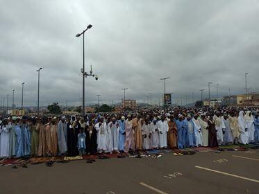 2019 Ramadan in Yaounde