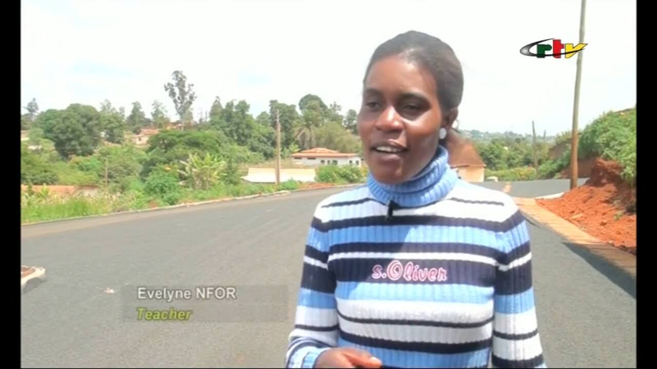 Magazine : Rehabilitation of Urban Roads in the West Region – 20th June 2019