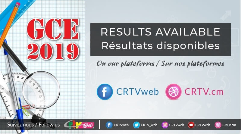 Cameroon: 2019 GCE results released this Monday