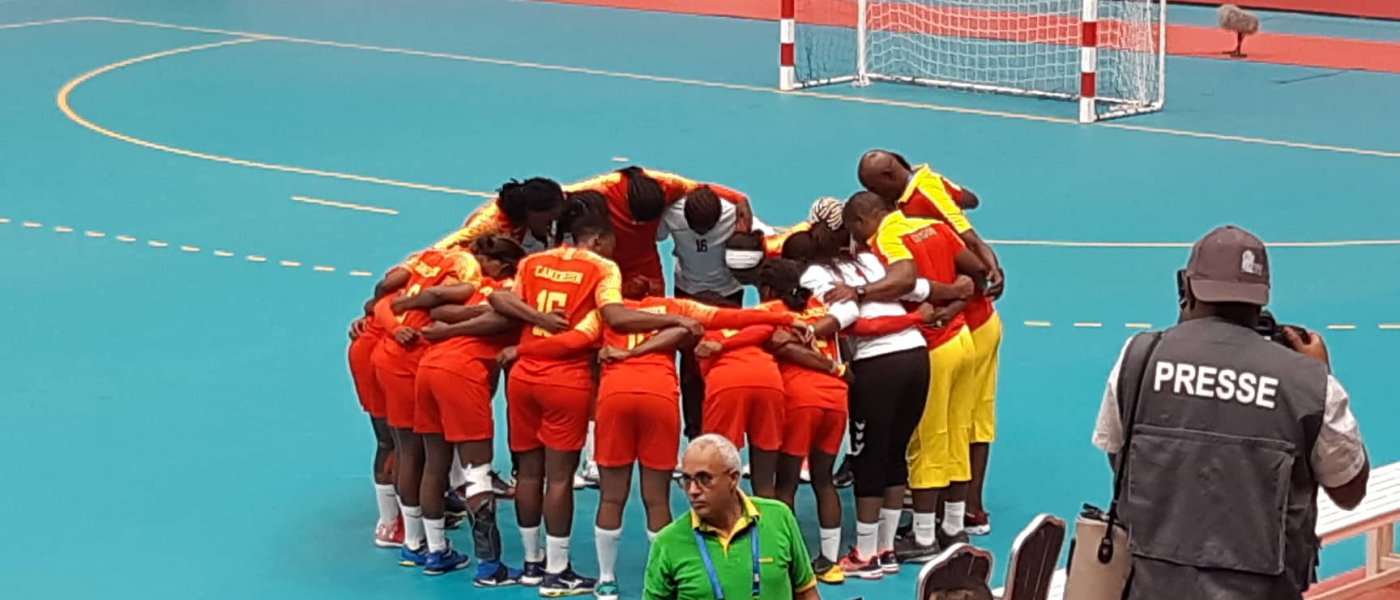 2019 All Africa Games: Handball Lionesses record their first win