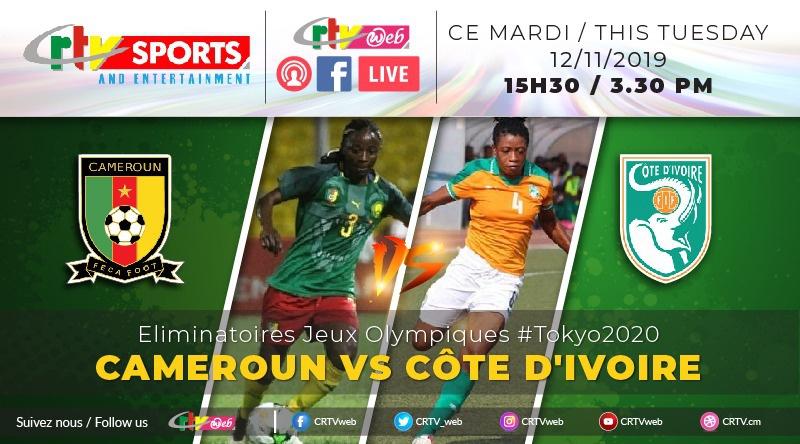 CAMEROUN # COTE-D'IVOIRE
