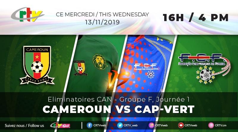 Cameroun # Cap Vert