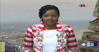 The Midday Bilingual TV Newscast – 12th November 2019