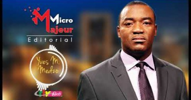 Micro Majeur: Yves Marc Medjo – 03 Juillet 2020