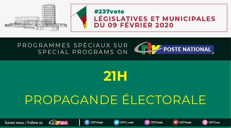Propagande electorale