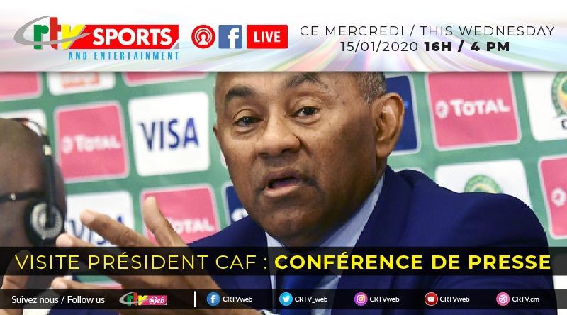 Visite #CAF
