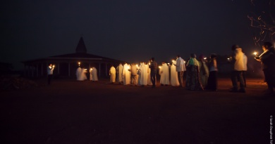 Le monastère de Koutaba : Dans l'antre du silence.