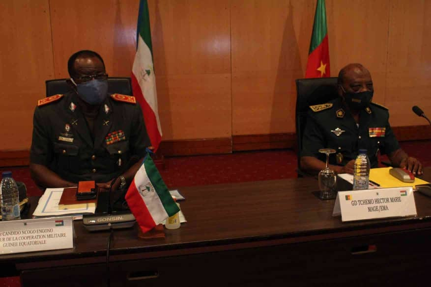 Cameroon Equatorial Guinea border security meeting 3