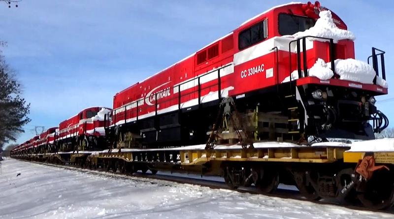 Yaounde - Douala rail transport comeback