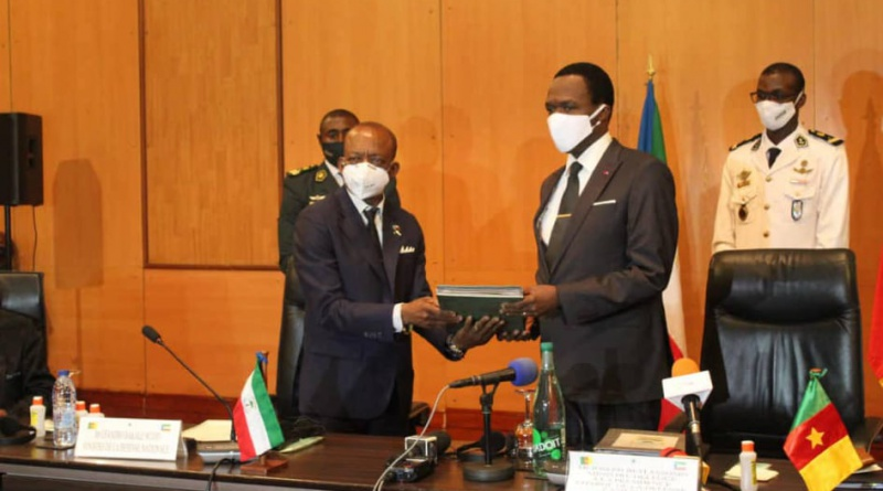 Cameroon Equatorial Guinea border security meeting