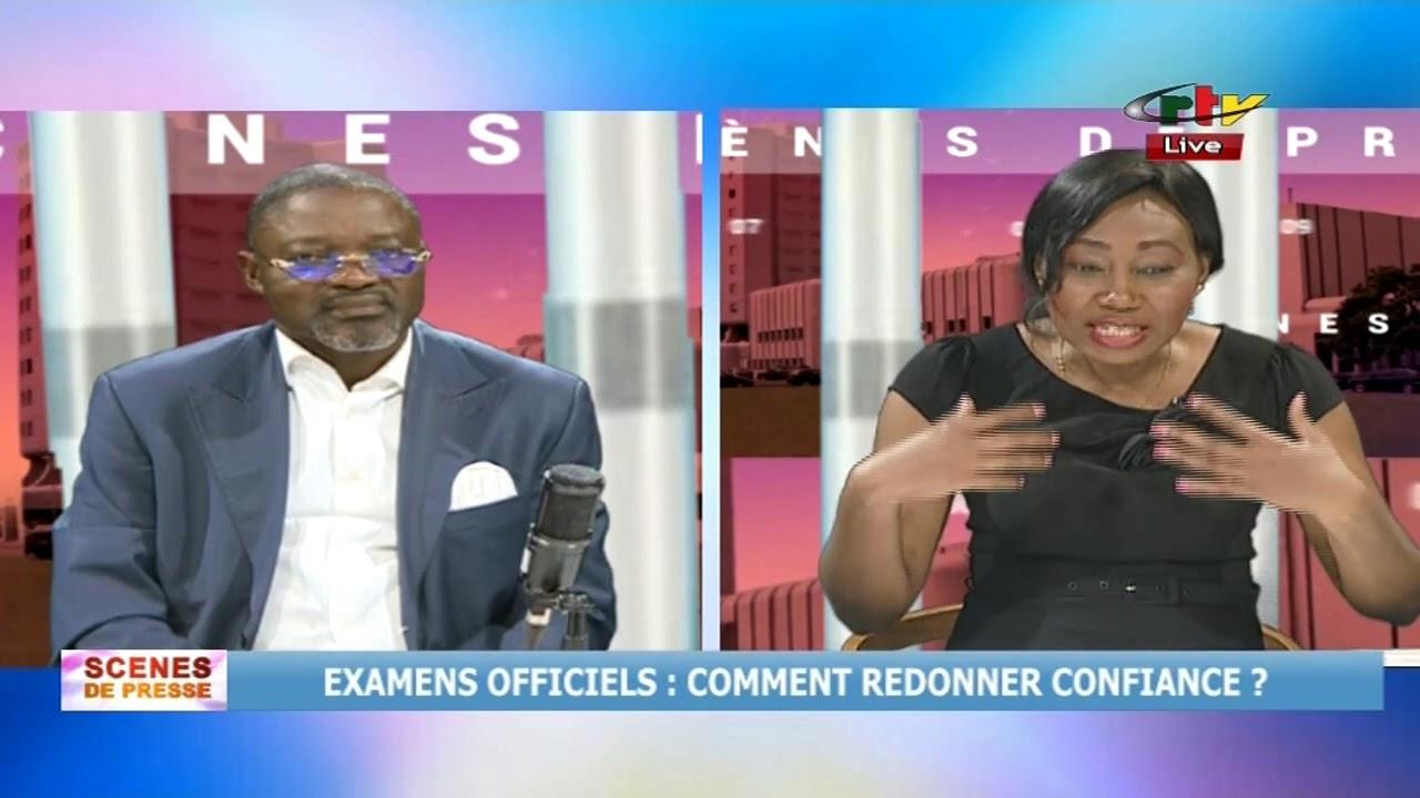 Scènes de Presse – 09 Août 2020
