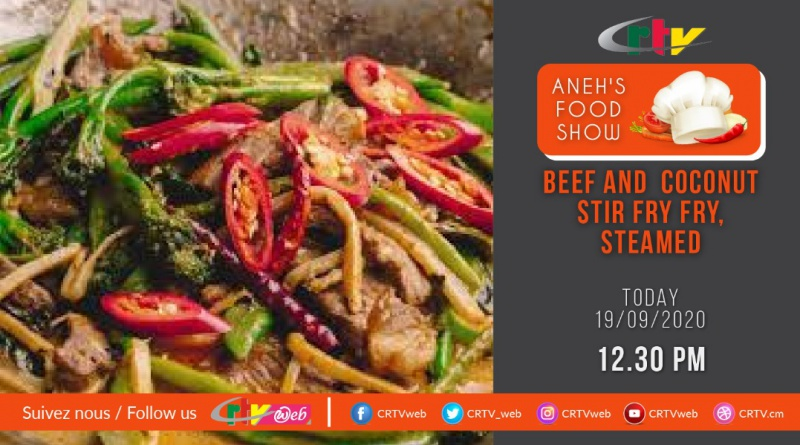 Aneh's Food show