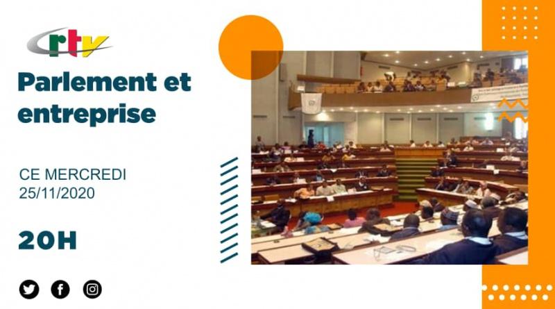Parlement et entreprise